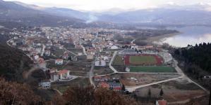 Κάποτε στην Καστοριά: Το παλιό γήπεδο στη Χλόη (φωτο)