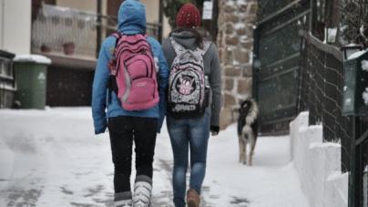 Κλειστά αύριο Παρασκευή τα σχολεία του δήμου Άργους Ορεστικού