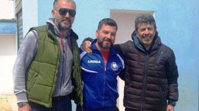 """Η συνάντηση Λίτσκα στα Γιάννενα με στελέχη του ΠΑΣ – """"Δυο φίλοι από τα παλιά""""…"""