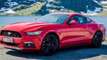 Το απόλυτο θηρίο: Η Ford Mustang παγκόσμιο best-seller της σπορ κατηγορίας [εικόνες]