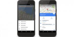 Το Google Maps θυμάται που παρκάρατε