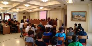 """Η """"Γιορτή Μαθητικής Έκφρασης και Δημιουργίας"""" στην Καστοριά (φωτογραφίες)"""