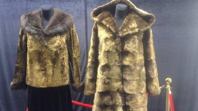 Καστοριά: Εφτιαξαν γούνα… 24 καρατίων – Εμποτισμένη με ίνες χρυσού [εικόνες]