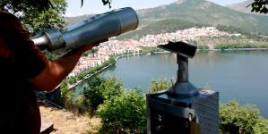 ΚΑΣΤΟΡΙΑ – Νεαροί έσπασαν το τηλεσκόπιο από το βουνό του Προφήτη Ηλία – Τέλος τα πάρτι στον συγκεκριμένο χώρο
