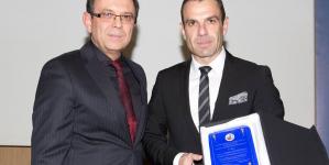 Το Επιμελητήριο Ελληνορωσικών Σχέσεων βράβευσε τον Γιάννη Κορεντσίδη (φωτογραφίες)