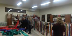Ξεκίνησε το εργαστήρι στολιδιών για τα Ραγκουτσάρια 2018 (φωτογραφίες)