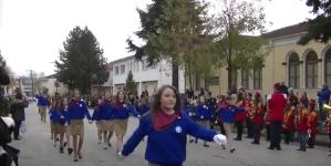 Άργος Ορεστικό: Η παρέλαση για την επέτειο της Απελευθέρωσης της πόλης