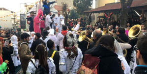"""Παρέλαση του """"Αργείτικου Καρναβαλιού"""" και τα βραβεία (βίντεο)"""
