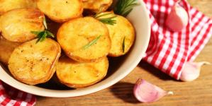 Ετσι θα φτιάξεις τις πιο κρεμώδεις πατάτες φούρνου -Λιώνουν στο στόμα
