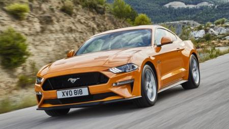 Έρχεται Ευρώπη η νέα Ford Mustang