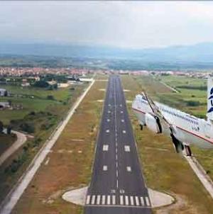 Στην κατηγορία ανύπαρκτου ενδιαφέροντος το αεροδρόμιο της Καστοριάς