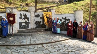 Εκδήλωση μνήμης για τη Γενοκτονία του Ποντιακού Ελληνισμού στο Άργος Ορεστικό (φωτογραφίες)
