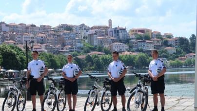 Αγιασμός του θεσμού της αστυνόμευσης με ποδήλατα (φωτογραφίες)