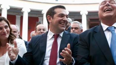 «Ρόδα, τσάντα και γραβάτα»: Η φιλοκυβερνητική «Εφ.Συν.» επικρίνει τον Τσίπρα για το σόου στο Ζάππειο