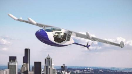 Το πρώτο ιπτάμενο ταξί παρουσίασε η Rolls-Royce