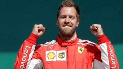 Formula 1: Θρίαμβος Φέτελ στο «σπίτι» του Χάμιλτον -Στο βρετανικό Grand Prix