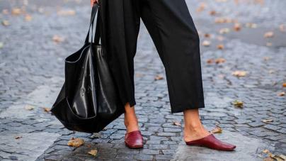 Τα πιο κομψά φλατ παπούτσια για το φθινόπωρο του 2018 -Βρείτε το δικό σας