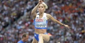 Πρωταθλήτρια Ευρώπης η Παπαχρήστου -Χρυσό στο τριπλούν με 14,60 μ. [βίντεο]