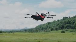 Το drone που μπορεί να μεταφέρει έναν άνθρωπο