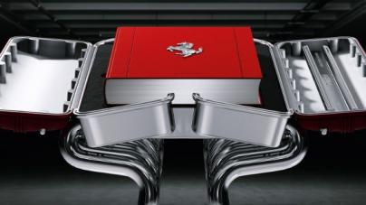 Το νέο, άκρως εντυπωσιακό βιβλίο της Ferrari κοστίζει όσο ένα αυτοκίνητο [εικόνες]