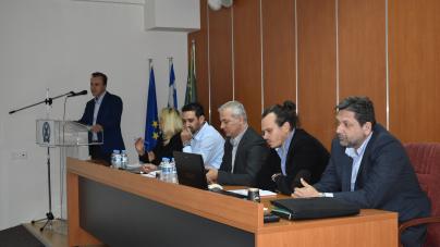 Ολοκληρώθηκαν οι εργασίες της ενημερωτικής ημερίδας που διοργάνωσε η Ένωση Αστυνομικών Υπαλλήλων Καστοριάς