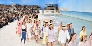 Το σόου που θα μείνει στην ιστορία: Ο Κarl Lagerfeld ξεπέρασε τον εαυτό του στη Chanel