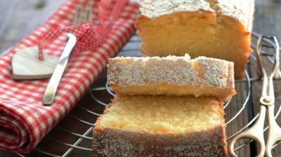Μεσογειακό κέικ με ελαιόλαδο και γιαούρτι: Πιο νόστιμο και πιο υγιεινό
