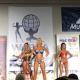 Σήκωσε το κύπελλο η Καστοριανή body builder Ιωάννα Κοτοπούλου στον «Wabba international 2018 » (φωτογραφίες)