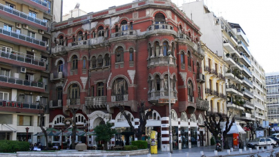 Νέα εποχή για το «Κόκκινο Σπίτι» στη Θεσσαλονίκη -Η ιστορία & οι μύθοι του