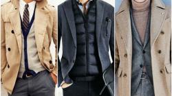 Ανδρικοί συνδυασμοί ρούχων για τις κρύες μέρες του Χειμώνα!