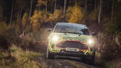 Η Aston Martin μας δείχνει το πρώτο της SUV, την DBX [video]