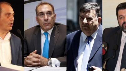 Μεγάλος συνασπισμός: Καμμένος, Καρατζαφέρης, Βελόπουλος, Κρανιδιώτης μαζί στις εκλογές