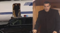 Yποδοχή «ηγέτη» στη Μόσχα: Ο Τσίπρας έφτασε στη Ρωσία και δεν τον υποδέχθηκε κανένας (βίντεο)