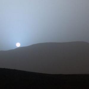 Αυτό είναι το πρώτο ηλιοβασίλεμα στον Άρη που είδε ποτέ ο κόσμος – Βίντεο