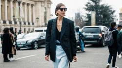 Ξεχάστε το skinny -Αυτή είναι η Νο1 τάση στα τζιν για το 2019