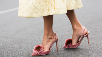 Velvet Shoes -Τα πιο κομψά και πολυτελή παπούτσια έχουν την τιμητική τους