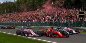 H Formula 1 έκανε θραύση το 2018 Εφτασε τους 490,2 εκατομμύρια θεατές