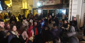 Χρώματα, ήχοι, ατελείωτο γλέντι: Ένα φανταστικό βίντεο για τα Ραγκουτσάρια Καστοριάς