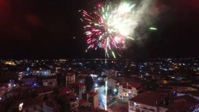 Εντυπωσιακή η αλλαγή του χρόνου στο Άργος Ορεστικό (Φωτο)