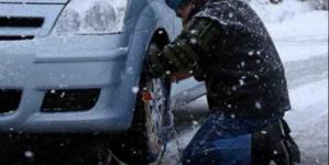 Καστοριά: Πού χρειάζονται αλυσίδες