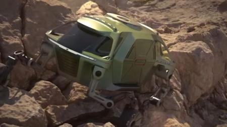 Αυτό είναι το όχημα «παντός εδάφους» που οραματίζεται η Hyundai: Τετράποδο, ικανό να σκαρφαλώνει [βίντεο]