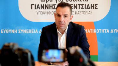 Γιάννης Κορεντσίδης: 10 Βασικές Αρχές, 60 Προτεραιότητες, ένας στόχος και μία υπόσχεση…