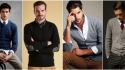 Πως να φορέσεις το αγαπημένο σου πουκάμισο με πουλόβερ ή μπλούζα!