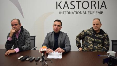 44η Διεθνής Έκθεση Γούνας Καστοριάς: Οι 90 μέχρι στιγμής οι συμμετοχές, μήνυμα επιτυχίας (βίντεο – δηλώσεις)