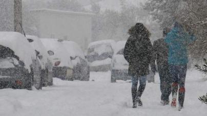 Καλλιάνος: Σε αυτές τις περιοχές της χώρας θα πέσει το περισσότερο χιόνι [χάρτης]