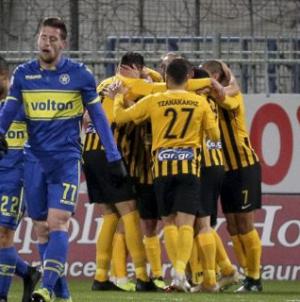 Super League: Εντυπωσιακός Αρης στην Τρίπολη, 0-3 τον Αστέρα!