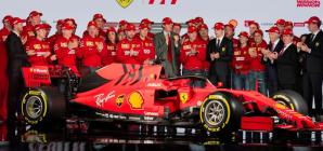 Formula 1: Αποκαλυπτήρια της Ferrari για τη νέα SF90 [εικόνες & βίντεο]