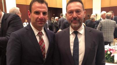 Ο Γιάννης Κορεντσίδης στην εκδήλωση του Συνδέσμου Βιομηχανιών Βορείου Ελλάδος (φωτογραφίες)
