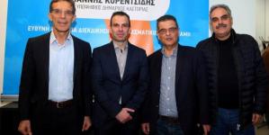 Πρόεδρος ΔΕΘ – HELEXPO: «Ο Γιάννης Κορεντσίδης είναι ένας άνθρωπος της αγοράς με ικανότητες.