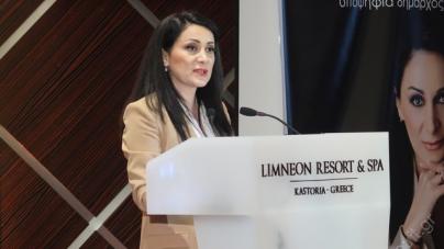 «Ενέργεια για τον Δήμο Καστοριάς»: Η Κατερίνα Σπύρου παρουσίασε τις αρχές του συνδυασμού της
